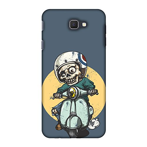 Samsung Galaxy On7 2016 Case, Premium Handcrafted Designer Hard Shell Snap On Case Shockproof Printed Back Cover for Samsung Galaxy On Nxt - Love for Motorcycles 1