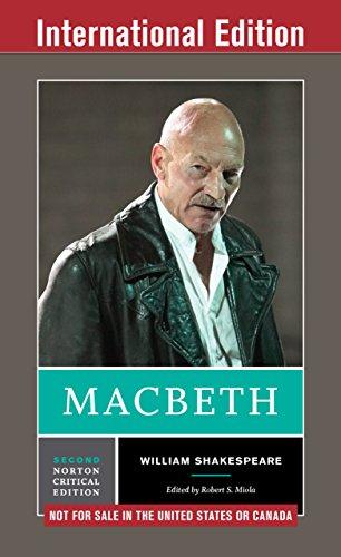 Macbeth (norton critical editions) [read].