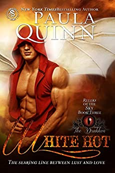 White Hot (Rulers of the Sky Book 3) by [Quinn, Paula, Publishing, Dragonblade]