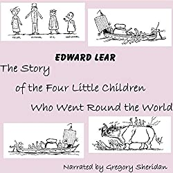 The Story of the Four Little Children Who Went Round the World