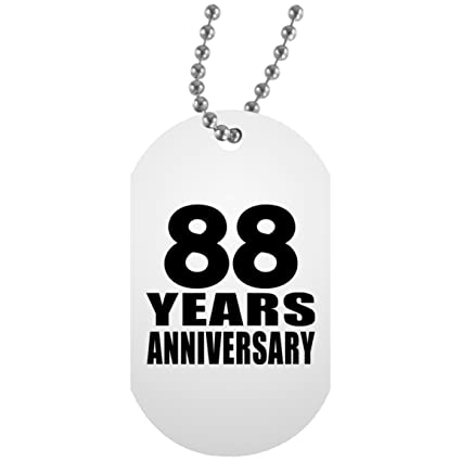 Amazon Designsify Anniversary Best Gift Idea 88th Anniversary
