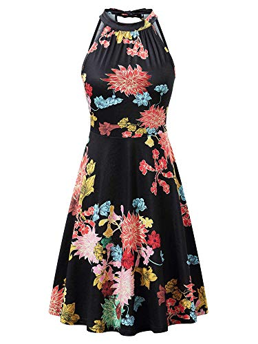 Sleeveless Hawaiian Sundress