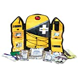 Life Gear LG567 Wings of Life Emergency Survival Kit Backpack with 72 Hour Food and Water, Yellow