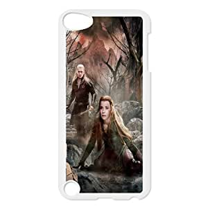 Ipod Touch 5 The Hobbit 3 Phone Back Case Use Your Own Photo Art Print Design Hard Shell Protection HGF052074