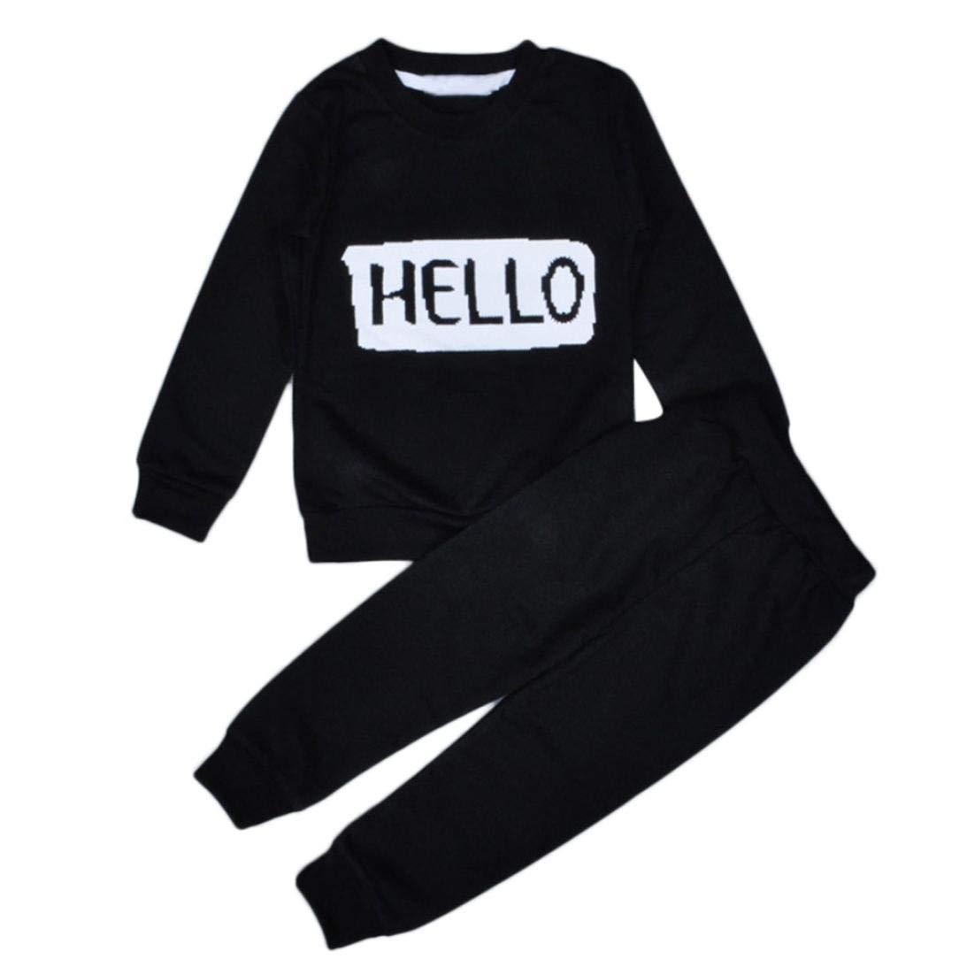 Bambino Abbigliamento Elegante Body Bimbo 24 Mesi Bambina 18 Mesi Abbigliamento  Bambini Baby Girls Ragazzi Vestito Vestiti Manica Lunga T-Shirt Top + ... af704640133