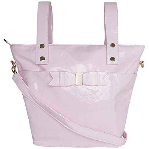 Bolso MAYORAL Panera Charol Color Rosa: Amazon.es: Zapatos y complementos