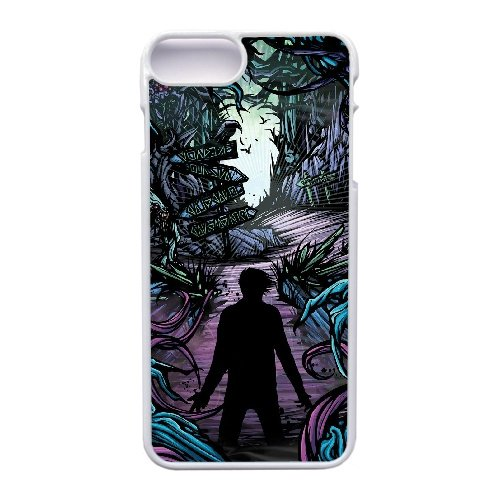 Coque,Apple Coque iphone 7 Plus (5.5 pouce) Case Coque, Generic A Day To Remember If It Means A Lot To You Cover Case Cover for Coque iphone 7 Plus (5.5 pouce) blanc Hard Plastic Phone Case Cover