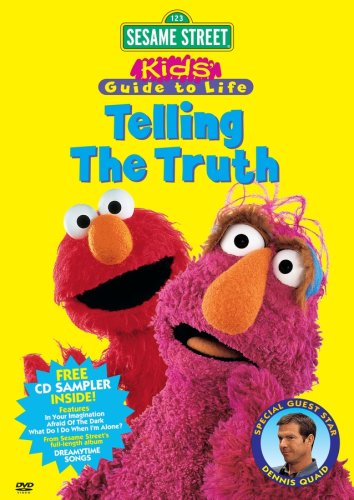 Sesame Street - Telling the Truth [VHS] by Sony