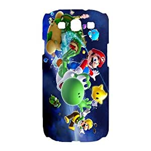Samsung Galaxy S3 Phone Case White Super Mario Bros KQ9987204