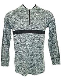 49e74e23bb05b4 Dri-FIT Men s Half-Zip Seamless Top Golf Pullover · Nike