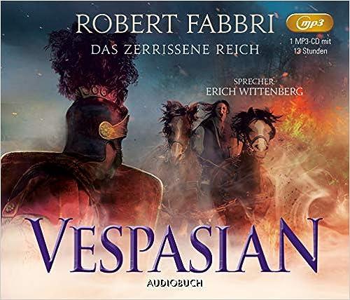 Das zerrissene Reich (Vespasian, Band 7)