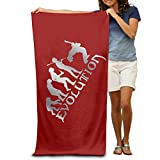 "The Evolution Of MMA 31.5""51"" Beach Towel"