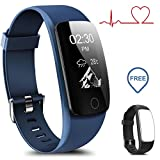 Coffea Fitness Tracker, H7-HR Activity Tracker : Heart Rate Monitor...