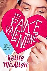 My Fake Valentine (Holiday High Series Book 1)