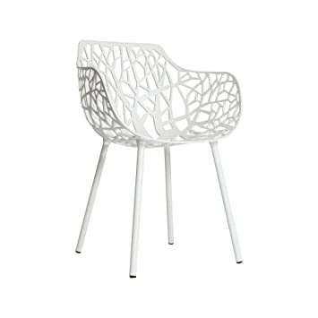 Couleur Item 6500 Forest Fauteuil BlancJardin v08mNwn