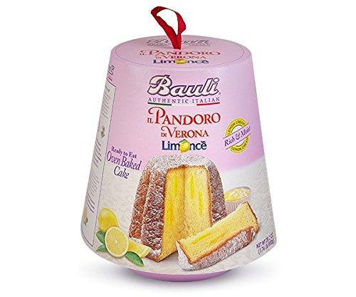Bauli Pandoro Di Verona, Limoncè, 26.4 Ounce (Christmas Cake Italian)