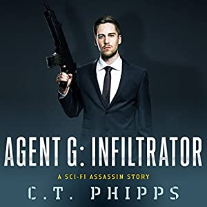 Agent G Audiobook