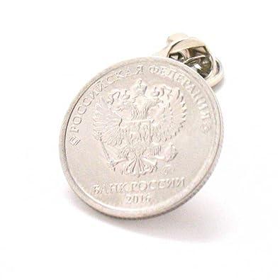 The Traveling Penny Pin de solapa con diseño de bandera de Rusia ...