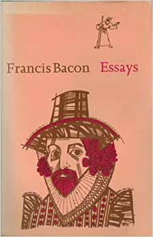 essays francis bacon amazon Introd and notes by as gaye volume 1 by francis bacon (isbn: 9781313980791) from amazon's book store the essays or counsels civil and moral edited with introd , the essays or counsels.