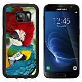 Best Pair With Cases - Luxlady Samsung Galaxy S7 Aluminum Backplate Bumper Snap Review