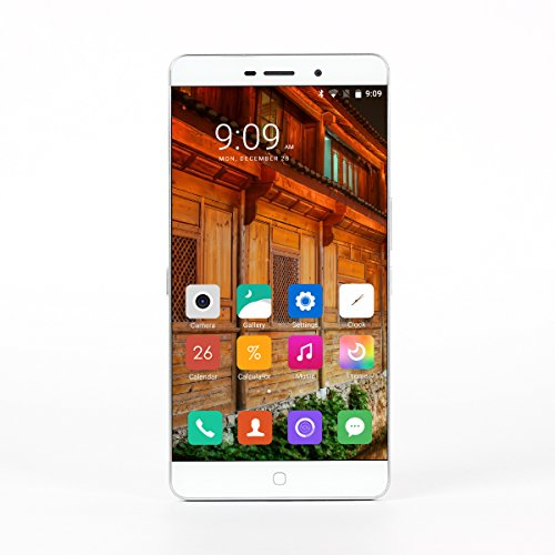 [Elephone Official Store] ELE Elephone P9000 Smartphone 5.5 inch FHD 1.6mm Narrow Bezel 4G LTE Helio P10 Octa Core MTK6755...