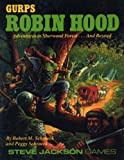 Front cover for the book GURPS Robin Hood by Robert Schroeck