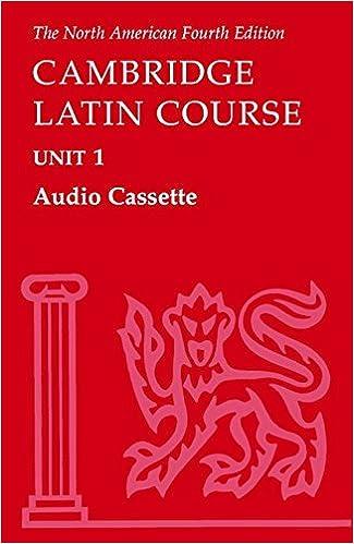Amazon North American Cambridge Latin Course Unit 1 Audio