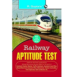 Buy Psychological Aptitude Test ASM, Assistant Loco Pilot & Motorman