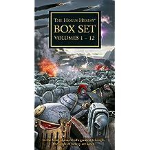 The Horus Heresy Box Set Volumes 1-12