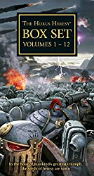 The Horus Heresy Box Set Volumes 1-12