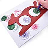 Turtle Rabbit Spirograph Design Set Drawing Toy