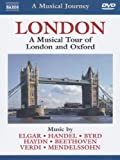 Naxos Scenic Musical Journeys London A Musical Tour of London and Oxford