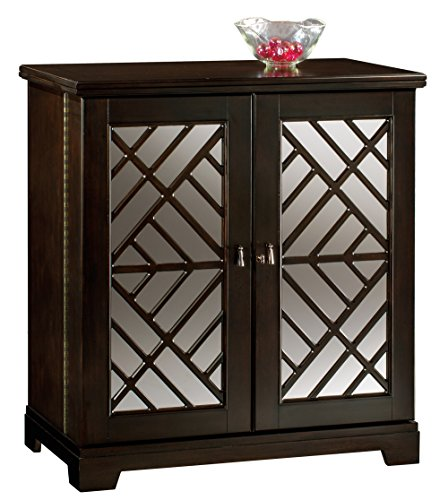 Cabinet Wine Howard Metal Miller (Howard Miller Barolo Console)