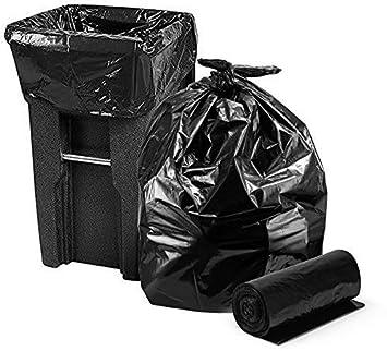 Amazon.com: Heavy Duty 64 Galón bolsas para basura Toter, 50 ...