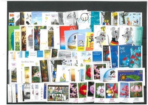 Goldhahn BRD Bund Jahrgang 2014 postfrisch  MNH komplett Briefmarken für Sammler