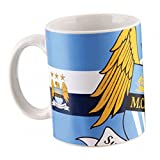 Mcfc Printed Logo Gift Mug Pack Of 2