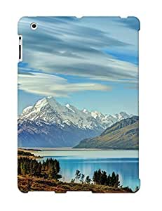 New BPrIMjL1901uGoDr South Island New Zealand Tpu Cover Case For Ipad 2/3/4 - Best Gift Choice For Christmas