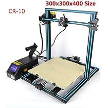 2017Creality CR-10 Creality DIY Motif grande taille 300x300x400mm High-precisio gratuit tests Filament aluminium spécial imprimante 3d avec lit chauffé by Luxnwatts
