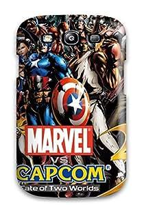 Excellent Design Marvel Phone Case For Galaxy S3 Premium Tpu Case