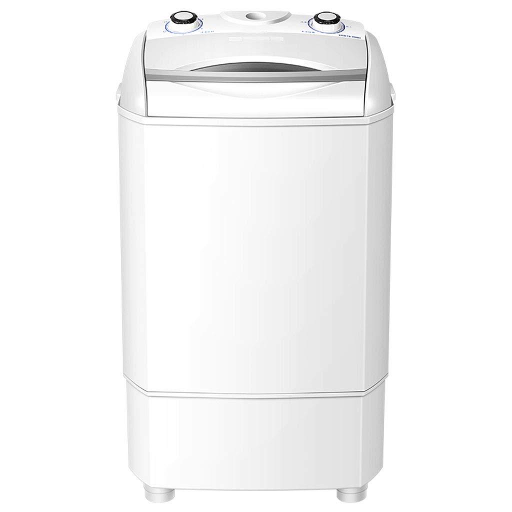 Large Capacity Large Washing Machine,Single Cylinder Washing Single Barrel Household Small Semi-Automatic Washing Machine 465490795 MM(White)