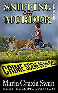 Sniffing Out Murder by Maria Grazia Swan ebook deal