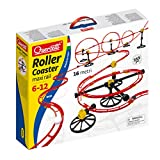 Quercetti Skyrail Marble Run Roller Coaster 250-pc. Set