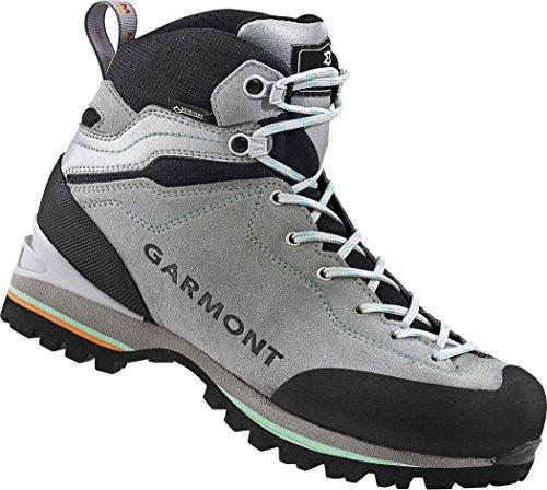 Garmont Ascent Gtx Scarpe Donna Grigio Chiaro / Verde Chiaro 2018 Schuhe Grigio Chiaro-verde Chiaro