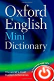 Oxford English Mini Dictionary, Oxford Dictionaries, 0199640963