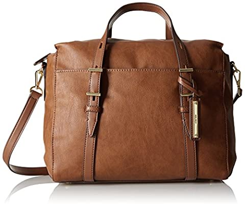 Nine West Call Of The Wild Satchel Bag, Tobacco/Tobacco, One Size (Wild West Accessories)
