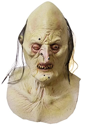 Realistic Masks Cheap (Halloween Mask The witch scary adult Halloween Latex Mask FS015)
