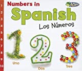 Numbers in Spanish: Los Números (World Languages - Numbers) (Spanish Edition)