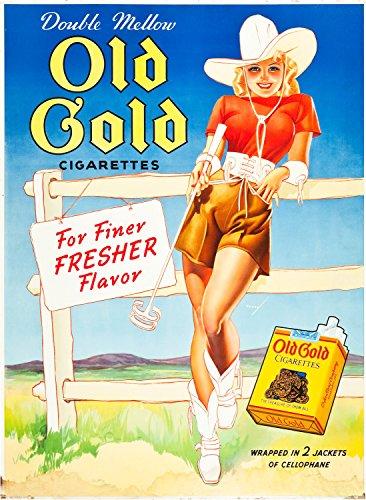 old cigarette poster - 4