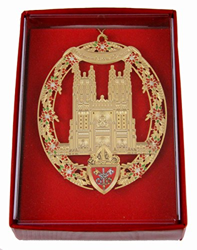 6030226 Christmas Ornament The National Cathedral Church Saint Peter St Paul Washington