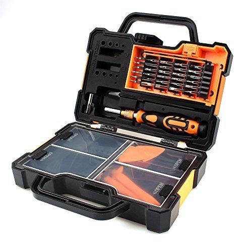 Screwdriver Kit MECO Electronics Repair Tool Kit 44 in 1 Magnetic Screwdriver Set Professional Precise Electronic Maintenance Tools